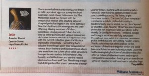 QS australian review